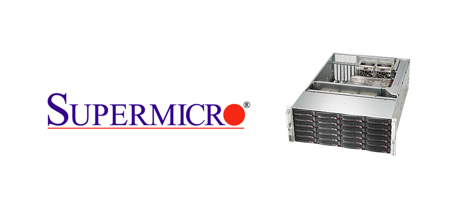 Storage Supermicro Range